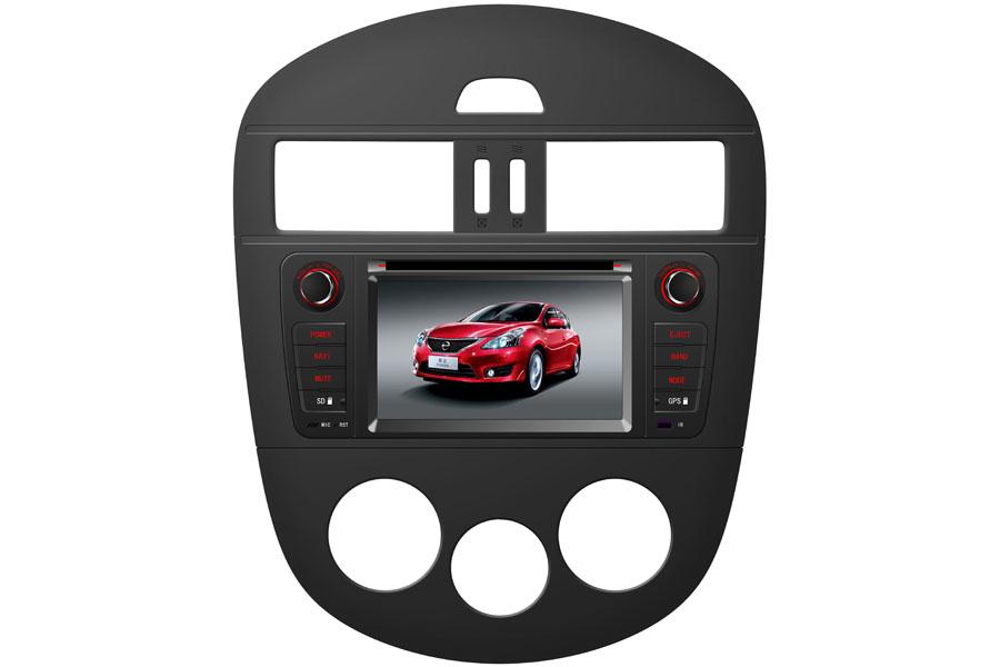 Nissan Latio/Tiida/Versa/Dodge Trazo 2011-2012 Autoradio GPS Aftermarket Android Head Unit Navigation Car Stereo