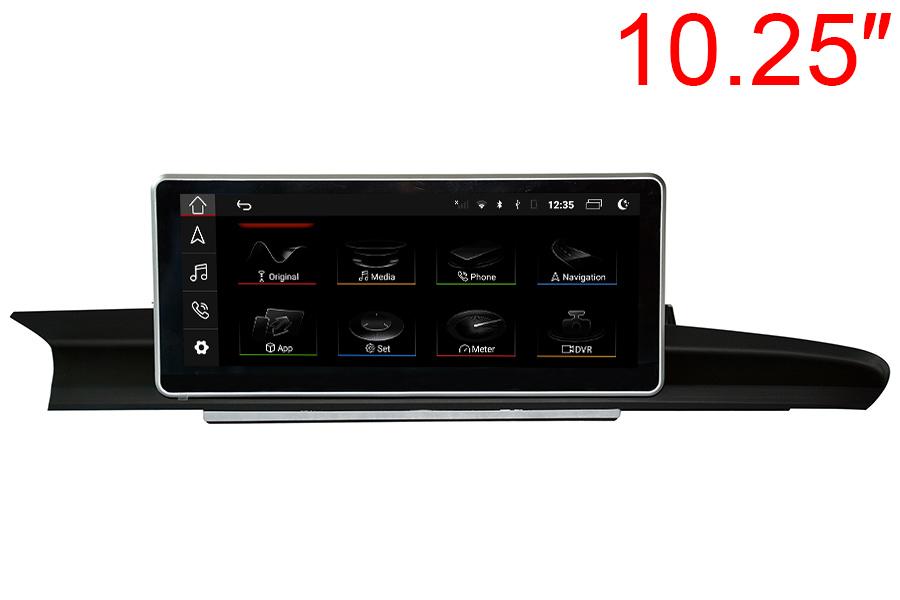 Audi A6 (C7) LHD 2011-2018 Aftermarket Radio Upgrade