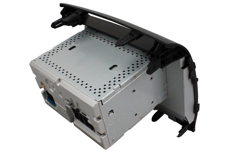 Toyota Land Cruiser 2007-2013(J200) Aftermarket Radio Upgrade