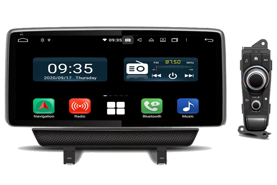 Aftermarket Navigation Auto radio For Mazda CX-3 2018-2019
