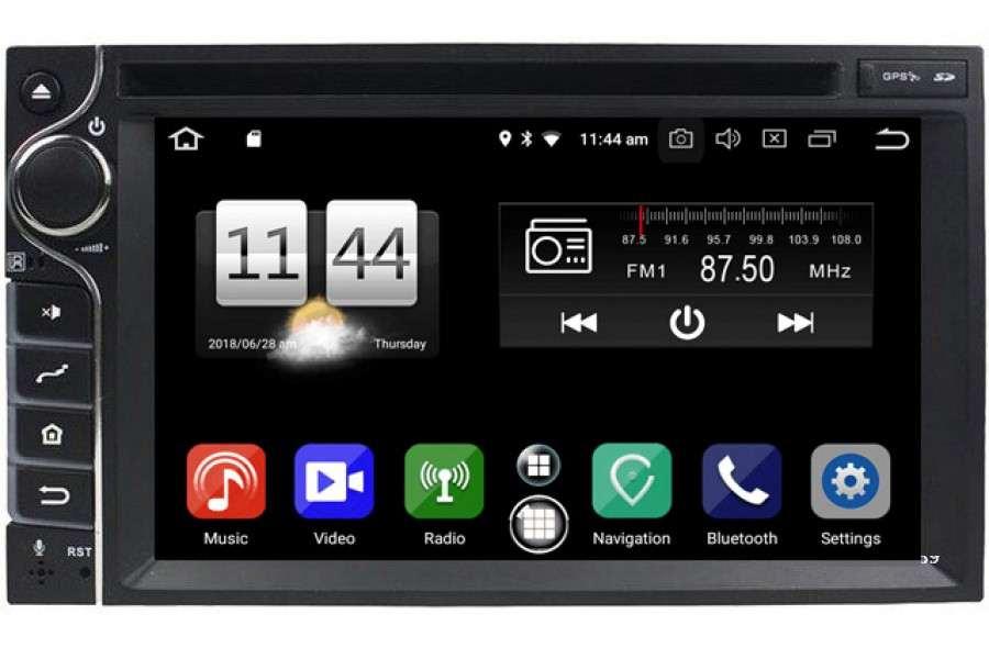 Opel Vivaro/Nissan Primastar/Renault Trafic 2011-2014 Autoradio GPS Aftermarket Android Head Unit Navigation Car Stereo