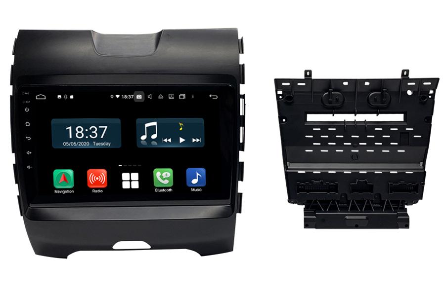 Ford EDGE 2015-2020 Aftermarket Radio Upgrade
