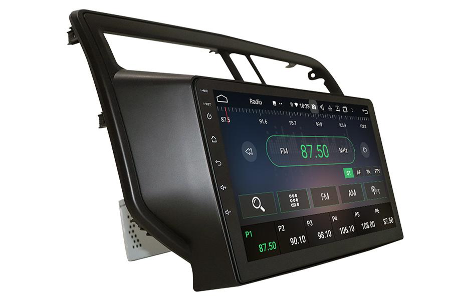 Toyota Rush 2018-2019 Aftermarket Radio Upgrade