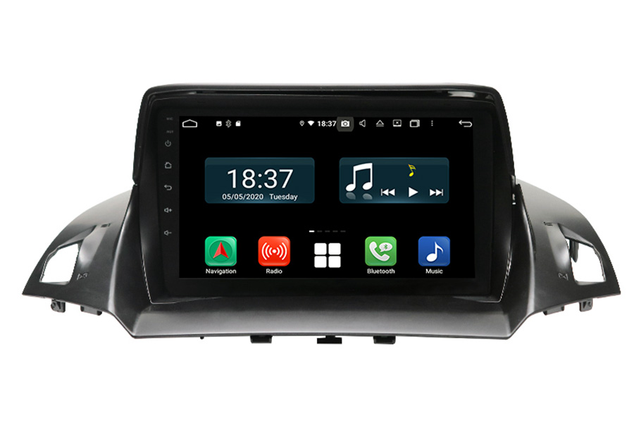 Ford Kuga/C-Max 2013-2018 Aftermarket Radio Upgrade