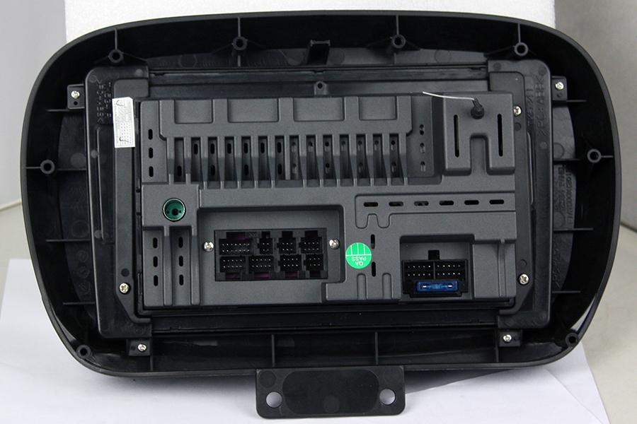 Fiat 500 2014-2019 Aftermarket Radio Upgrade