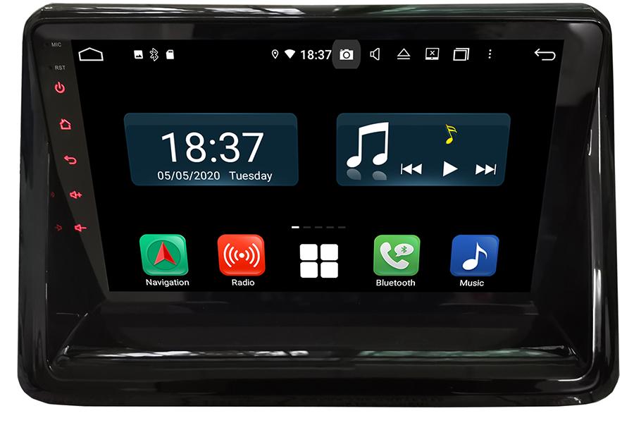 Toyota Noah 2018-2020 Aftermarket Radio Upgrade