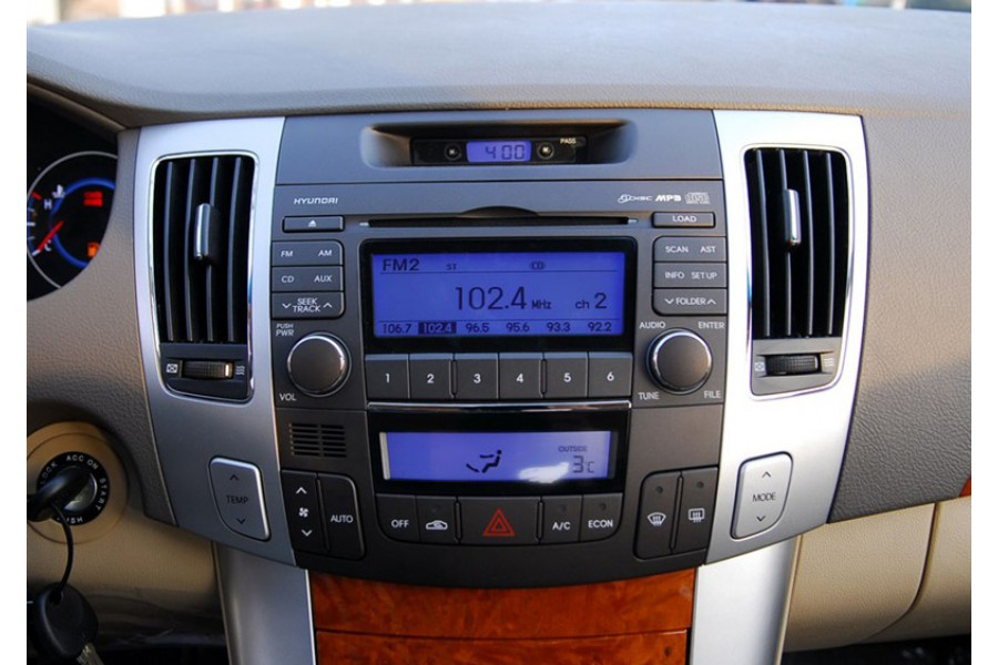 Hyundai Sonata Autoradio GPS Aftermarket Android Head Unit Navigation Car Stereo