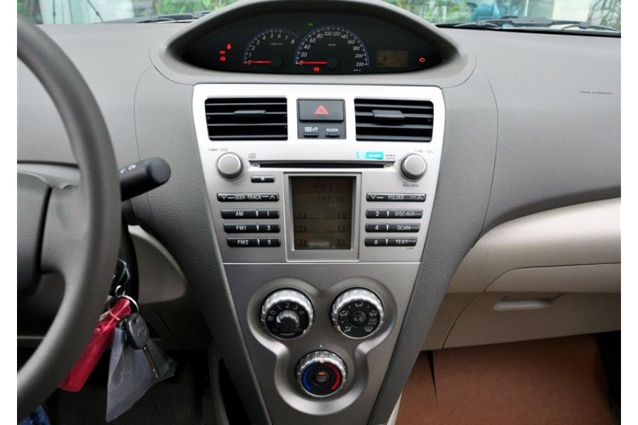 Toyota Vios 2008-2012 Autoradio GPS Aftermarket Android Head Unit Navigation Car Stereo