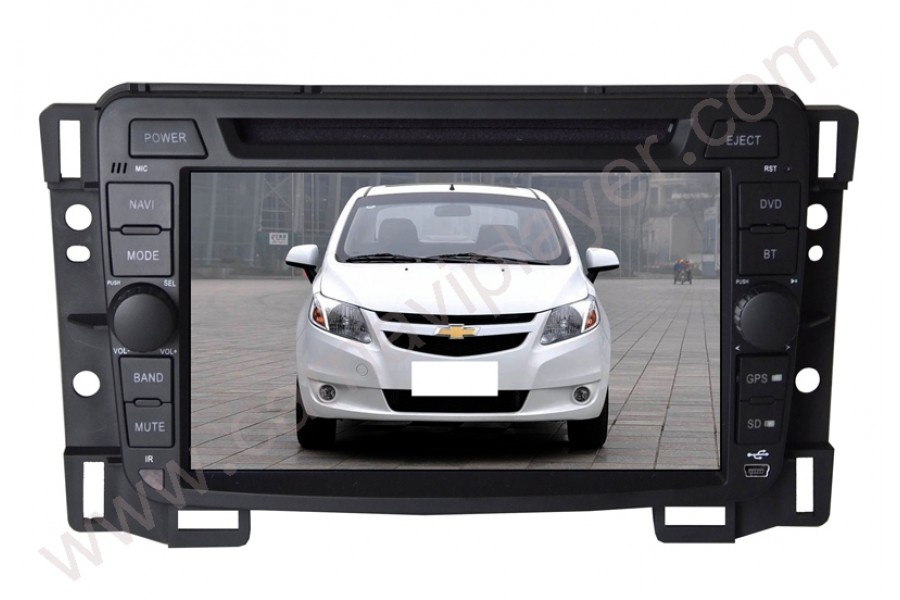 Chevrolet Sail Autoradio GPS Aftermarket Android Head Unit Navigation Car Stereo