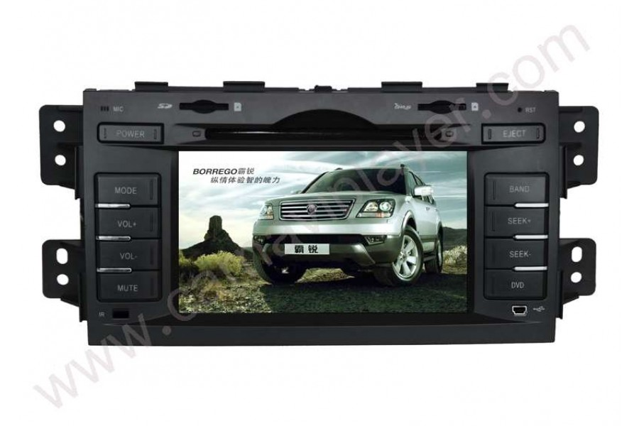 Kia Borrego/Mohave 2008-2012 Autoradio GPS Aftermarket Android Head Unit Navigation Car Stereo