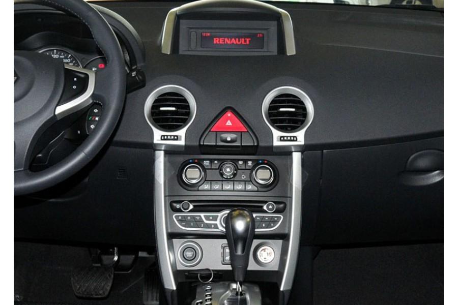 Renault Koleos 2010-2012 Autoradio GPS Aftermarket Android Head Unit Navigation Car Stereo