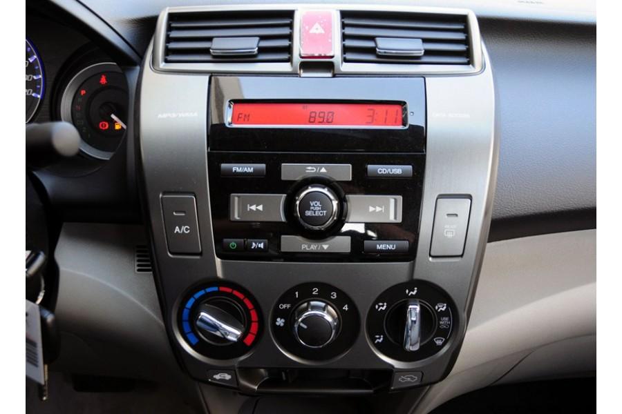 Honda City 2008-2011 Autoradio GPS Aftermarket Android Head Unit Navigation Car Stereo
