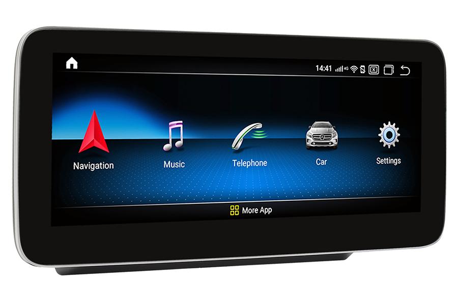 Mercedes-Benz C(W205)/GLC(X253)/V(W4470)/X(W470) radio upgrade