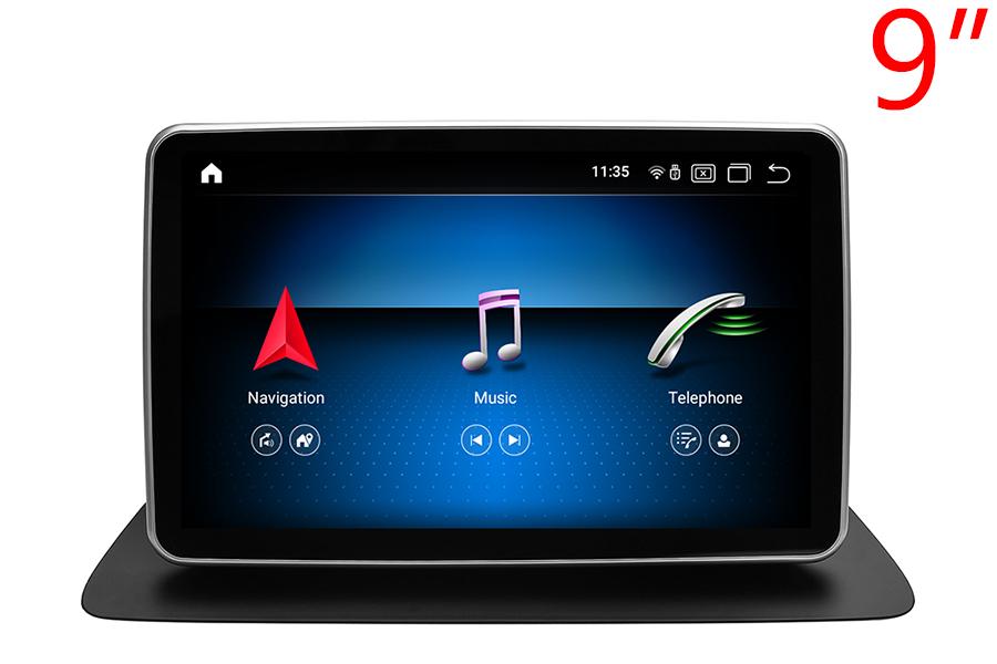 Mercedes-Benz GLE(W166)/GLS(X166)-Class 2015-2019 radio upgrade