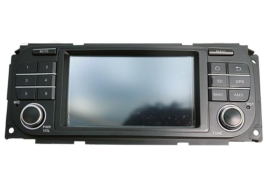 Dodge Series 2002-2009 Autoradio GPS Aftermarket Android Head Unit Navigation Car Stereo
