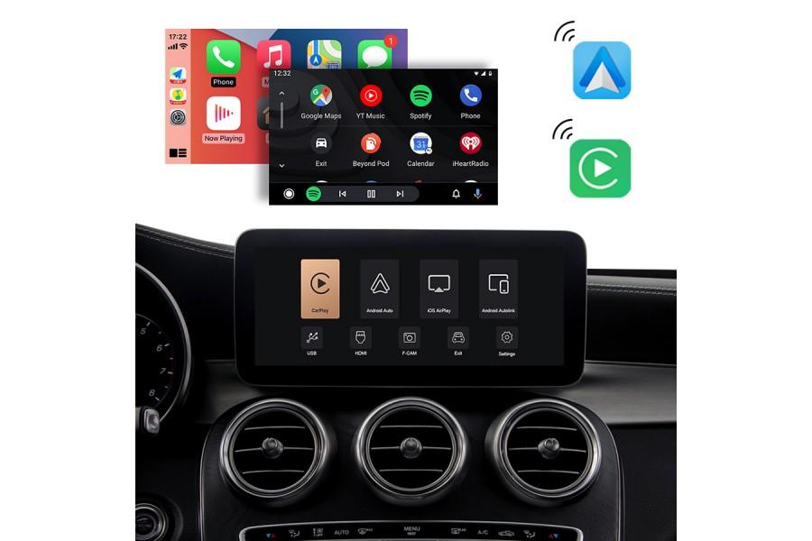 Mercedes-benz NTG 5.0 CarPlay/Android Auto/Camera Upgrade System