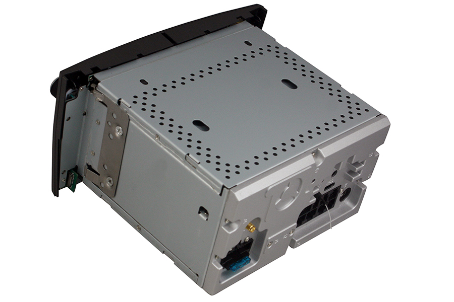 Hyundai Sonata 2004-2008 Aftermarket Radio Upgrade