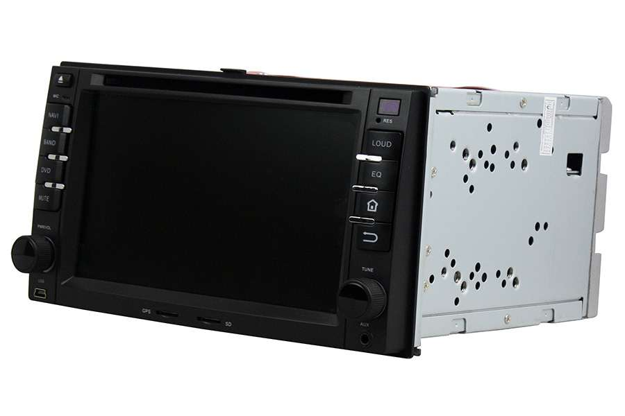 Kia Series 2003-2011 Autoradio GPS Aftermarket Android Head Unit Navigation Car Stereo