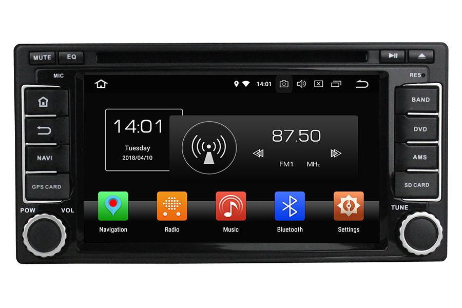 Subaru Forester/Impreza 2007-2013 Autoradio GPS Aftermarket Android Head Unit Navigation Car Stereo