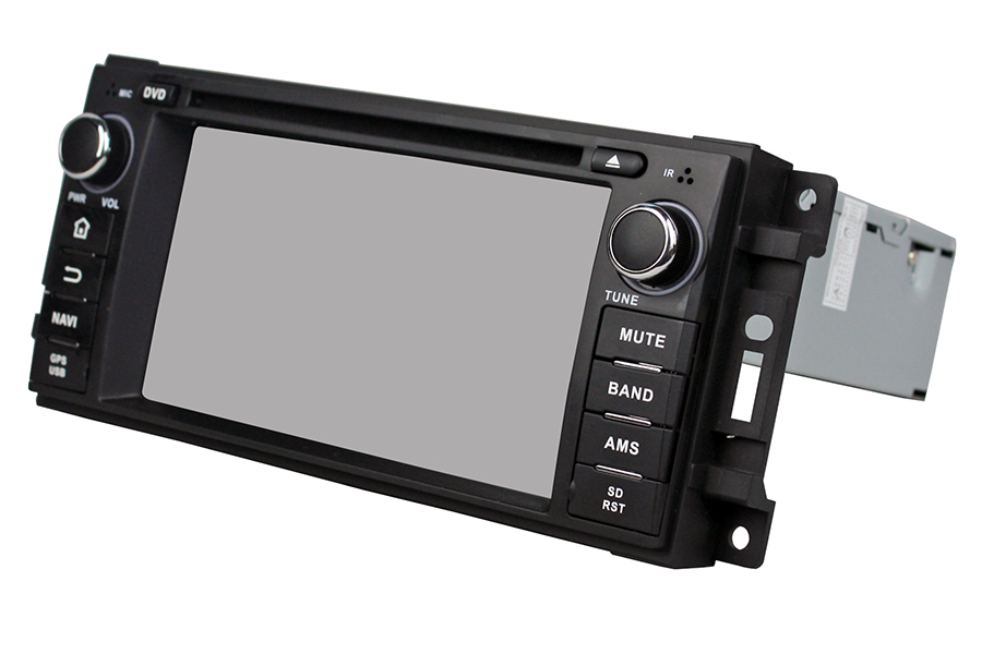 Chrysler Series 2007-2010 Autoradio GPS Aftermarket Android Head Unit Navigation Car Stereo
