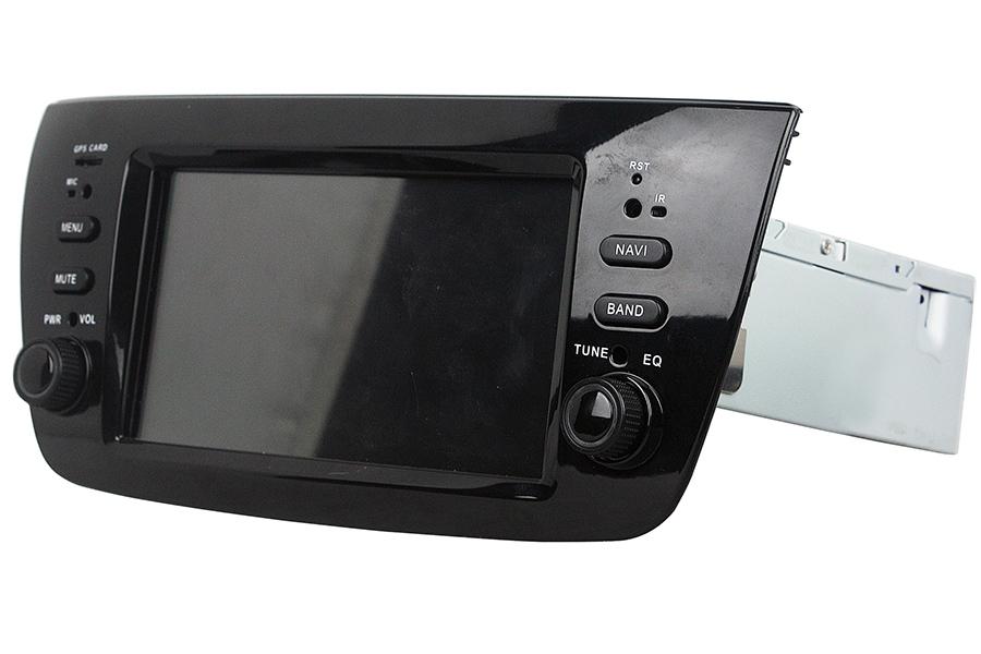 Fiat Doblo 2010-2014 Aftermarket Radio Upgrade