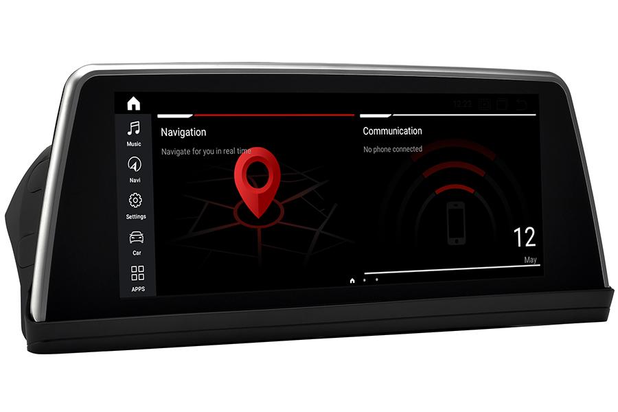 BMW 3 series E90 5 series E60 6 series E63 Radio Upgrade with 10.25 inch screen