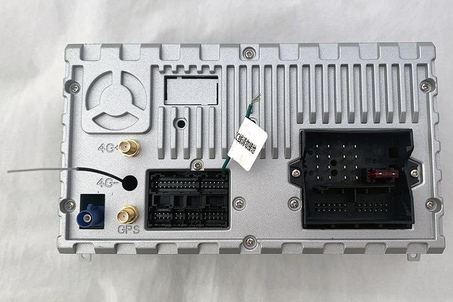 Mercedes-Benz SL-Class (R230) 2006-2012 radio upgrade