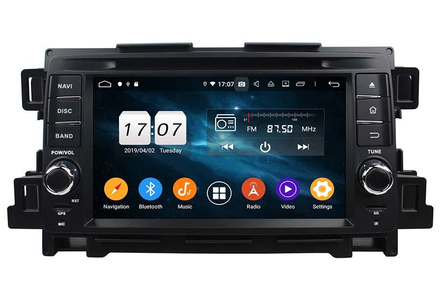Mazda CX-5 2011-2016 Autoradio GPS Aftermarket Android Head Unit Navigation Car Stereo