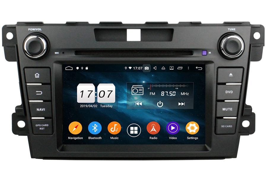 Mazda CX-7 2007-2017 Autoradio GPS Aftermarket Android Head Unit Navigation Car Stereo