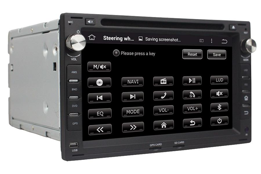VW Passat/Golf/Polo/Bora/Jetta Autoradio GPS Aftermarket Android Head Unit Navigation Car Stereo