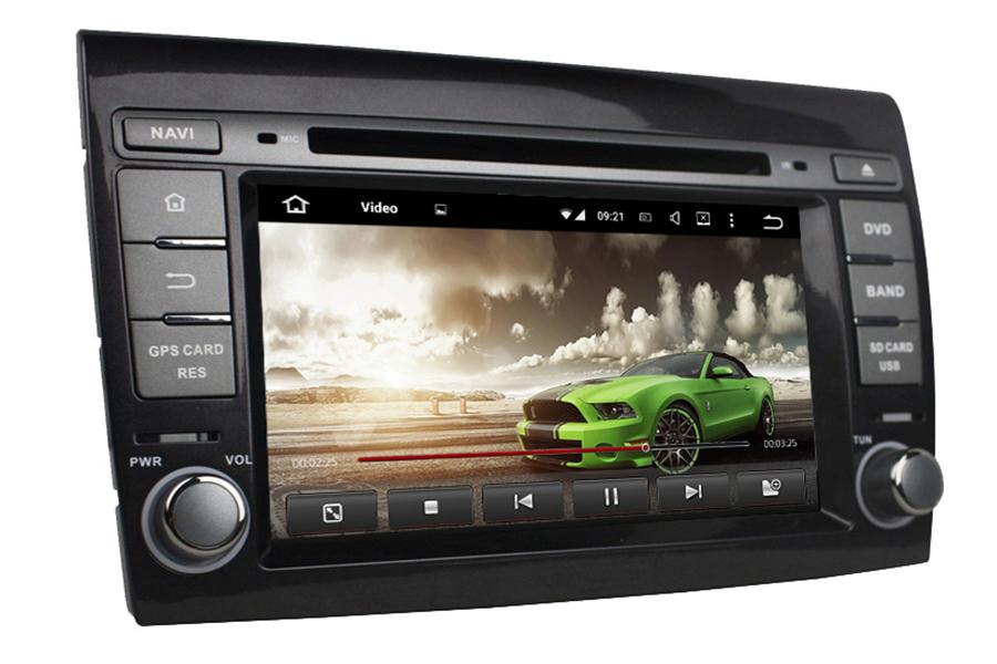 Fiat Bravo 2007-2014 Aftermarket Radio Upgrade