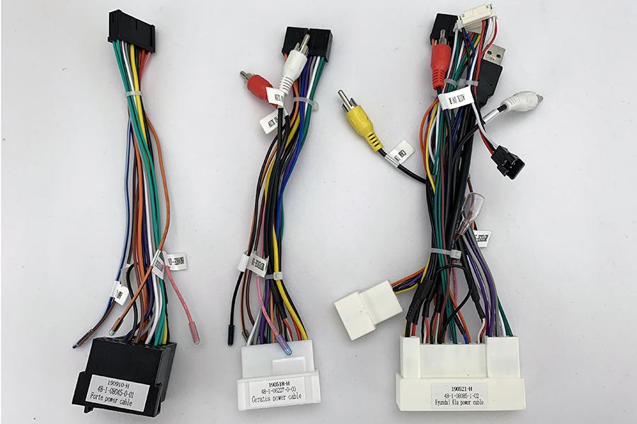 Hyundai Santa Fe 2006-2012 Android Navigation Radio upgrade