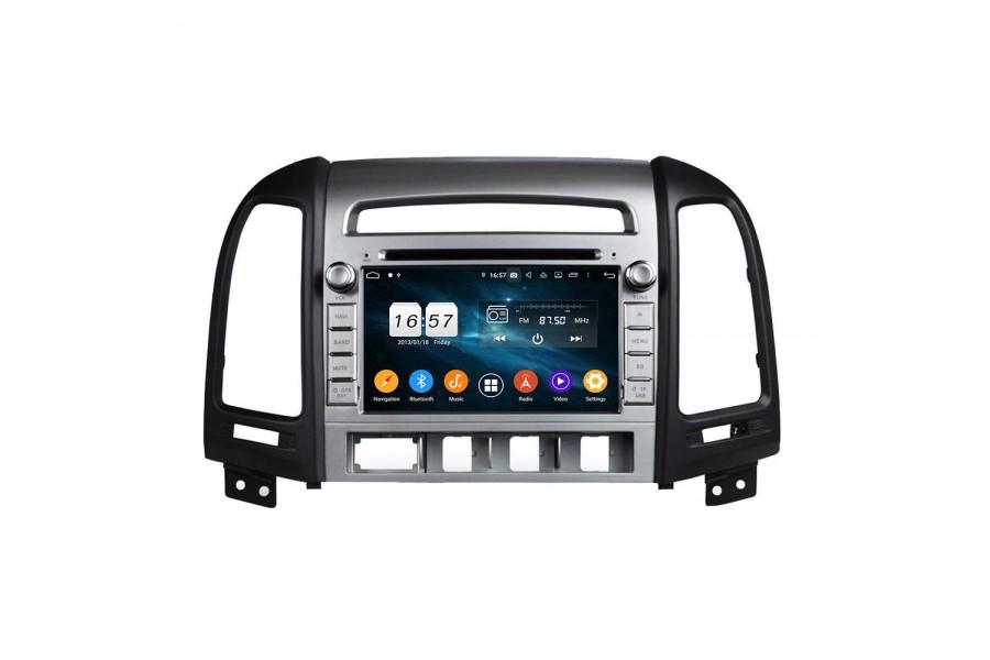 Hyundai Santa Fe 2007-2012 Android Head Unit Navigation Car Stereo