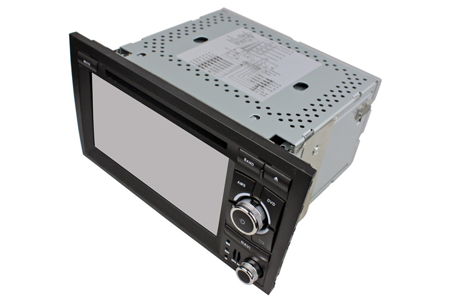 Audi A4/S4/RS4(B7) 2002-2008 Aftermarket Radio Upgrade