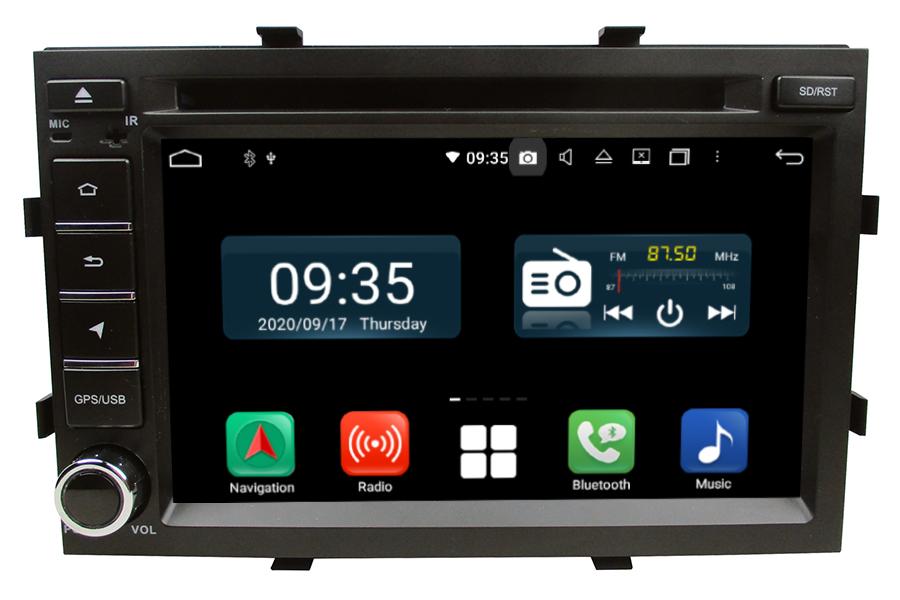 Chevrolet Cobalt/Onix/Spin 2012-2020 Aftermarket Radio Upgrade