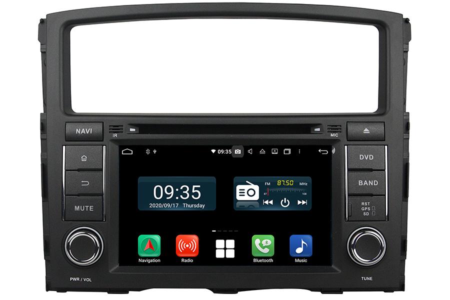 Mitsubishi Montero/Pajero/Challenger/Nativa 2006-2012 Autoradio GPS Aftermarket Android Head Unit Navigation Car Stereo
