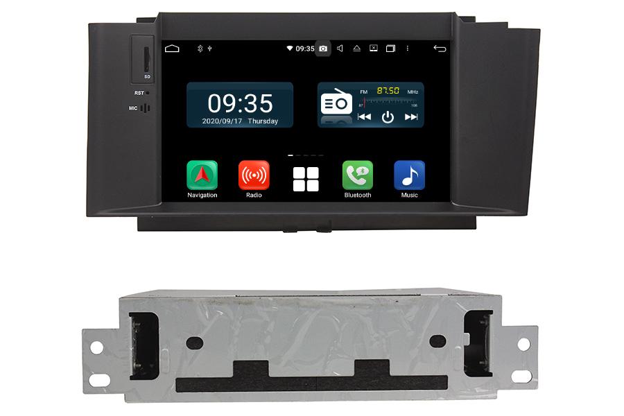 Citroen C4 2012-2014 Aftermarket Radio Upgrade