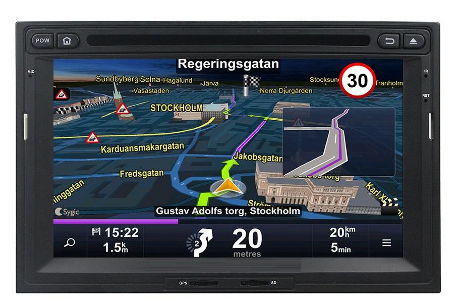 Peugeot 307/3008 2009-2017 Autoradio GPS Aftermarket Android Head Unit Navigation Car Stereo