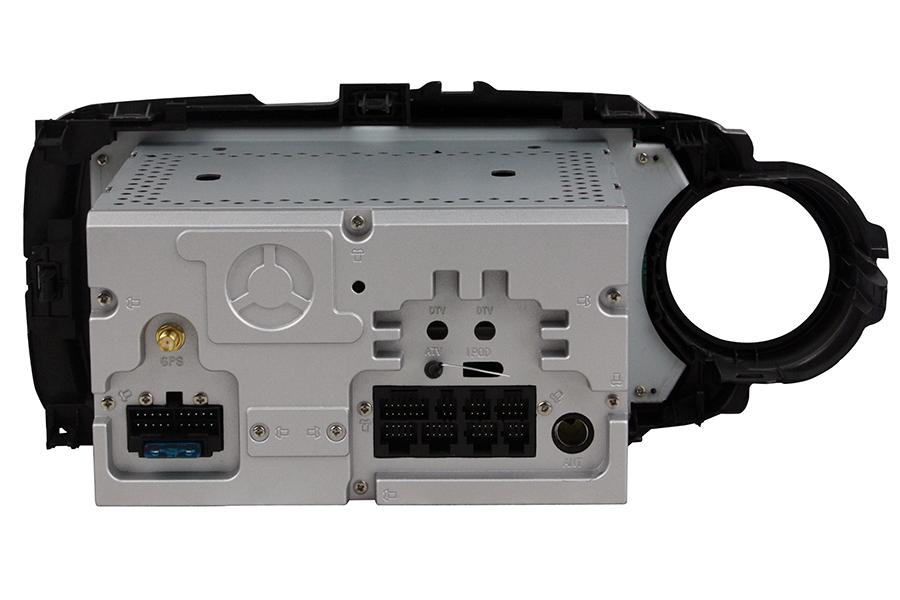 Toyota Yaris 2012-2013 LHD Aftermarket Radio Upgrade