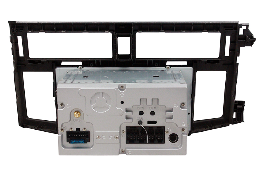 Toyota Avalon 2008-2012 Aftermarket Radio Upgrade