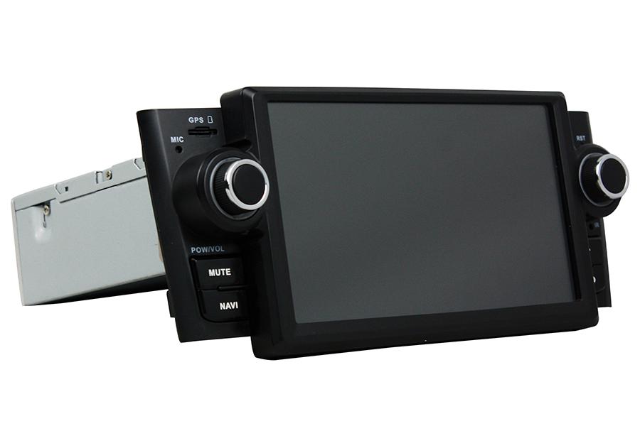 Fiat Linea/Punto 2005-2011 Aftermarket Radio Upgrade