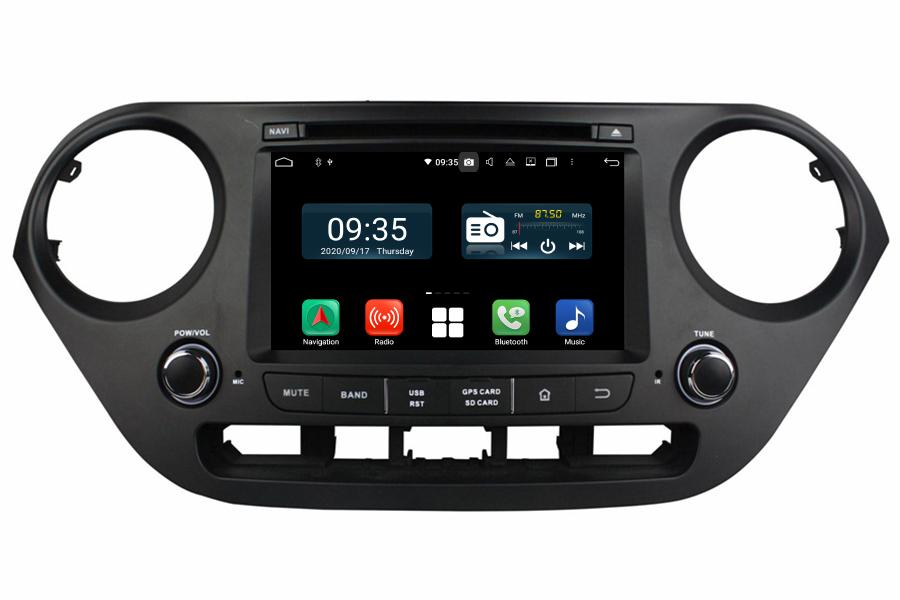 Hyundai i10 2014-2015 Aftermarket Radio Upgrade