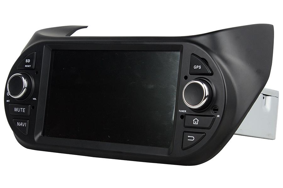 Fiat Fiorino 2008-2015 Aftermarket Radio Upgrade