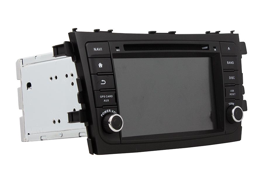 Suzuki Alto 2015-2016 Aftermarket Radio Upgrade