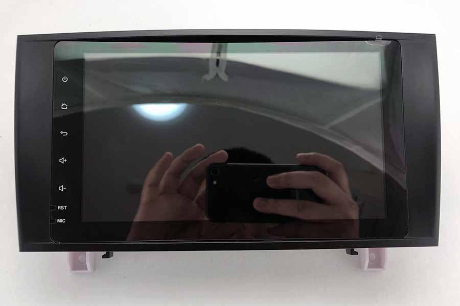 Mercedes-Benz SLK(R171) 2004-2010 radio Upgrade with fullscreen