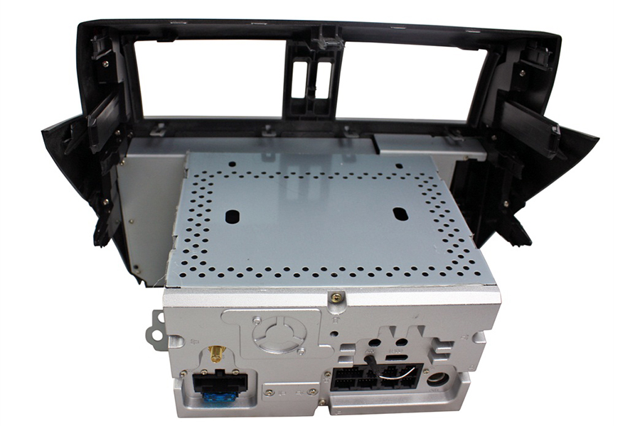 Toyota Prius(RHD)2009-2015 Aftermarket Radio Upgrade