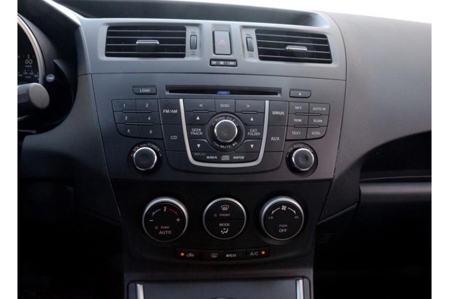 Mazda 5 2010-2015 Autoradio GPS Aftermarket Android Head Unit Navigation Car Stereo