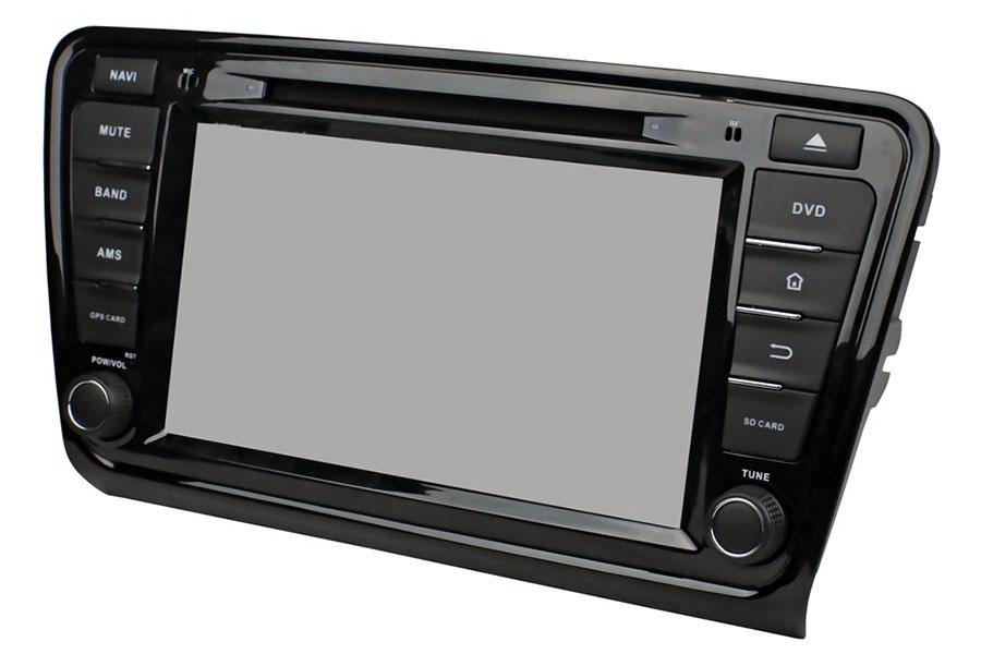 Skoda Octavia 2013-2016 Autoradio GPS Aftermarket Android Head Unit Navigation Car Stereo