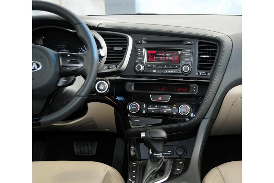 KIA K5/Optima 2010-2013 Autoradio GPS Aftermarket Android Head Unit Navigation Car Stereo