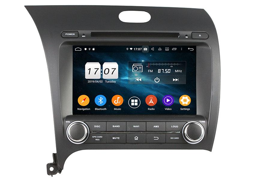 Kia Cerato/Forte/K3 2013-2016 Autoradio GPS Aftermarket Android Head Unit Navigation Car Stereo